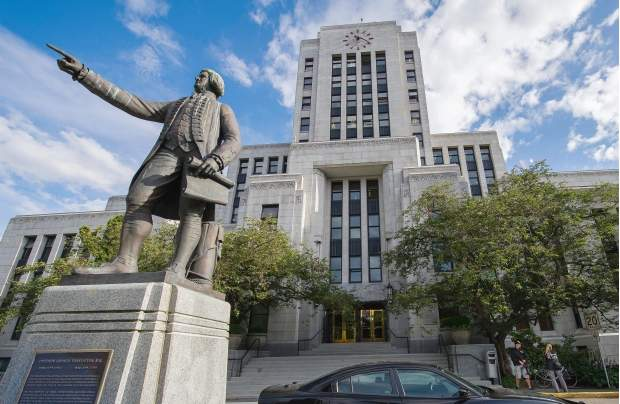 Vancouver City Hall/photo: Vancouver Sun